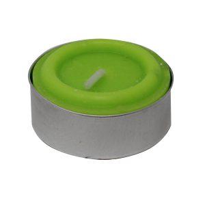 Biokerze Star grün