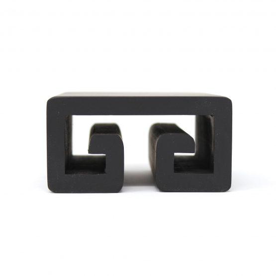 Schale Horizont klein Holzschale schwarz
