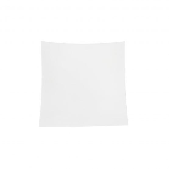 Schale Quadrat weiß Holzschale