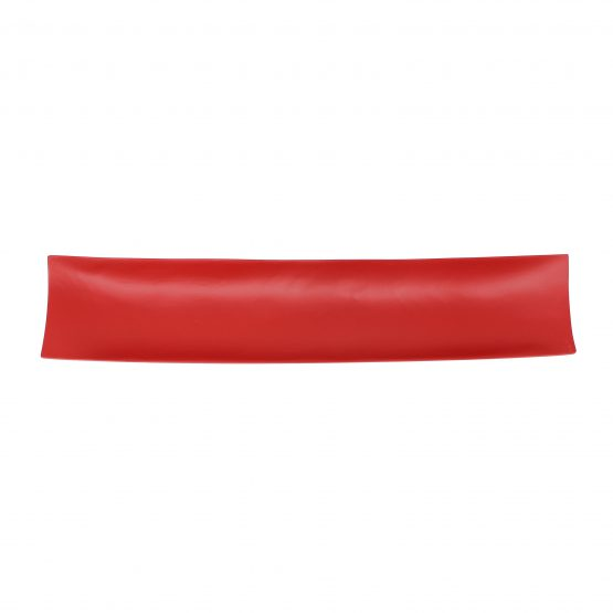 Schale Schiff (groß) rot Holzschale