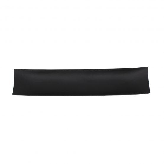 Schale Schiff (groß) schwarz Holzschale